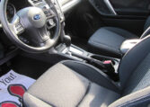 A and W Black Subaru Forester Seats