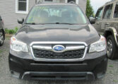 A and W 2015 Subaru Forester Front View