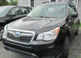 AandW 2015 Black Subaru Forester Three Quarter